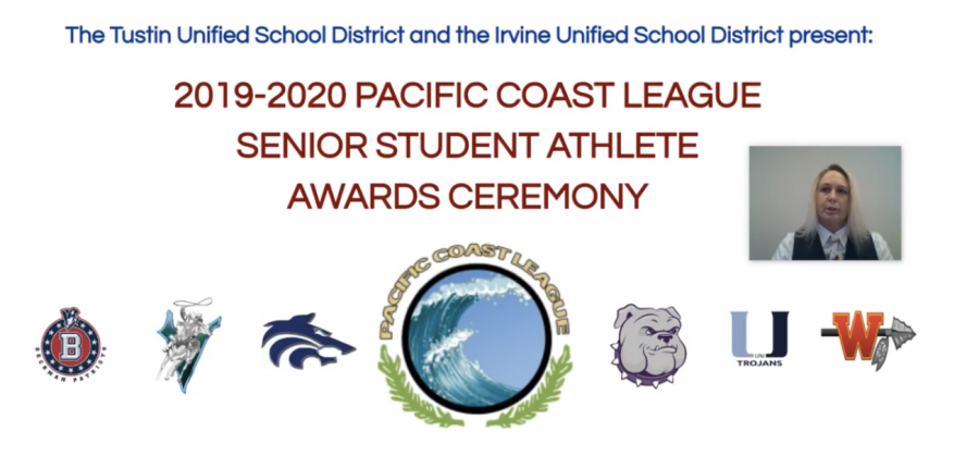 Pacific Coast League Awards Senior Athletes For Character and Performance