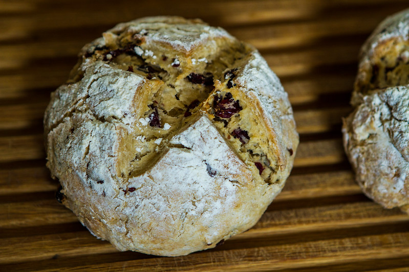 While+baking+bread+without+yeast+may+seem+foreign+to+some%2C+soda+bread+does+not+require+any%2C+making+it+a+great+choice+for+those+who+are+struggling+to+find+yeast+on+store+shelves.