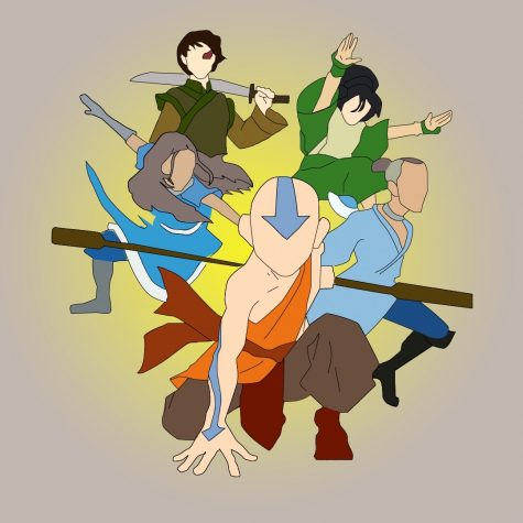 Avatar: The Last Airbender (ATLA) revolves around a world where characters have the ability to control, or bend, one element—water, earth, fire or air—with the exception of the Avatar, who can control all four elements. The show is particularly captivating due to the friendship between the main protagonists: Aang, the Avatar; Katara, a waterbender; Sokka, Katara's brother; Toph, an earthbender and Zuko, a firebender whose goal is to capture the Avatar.