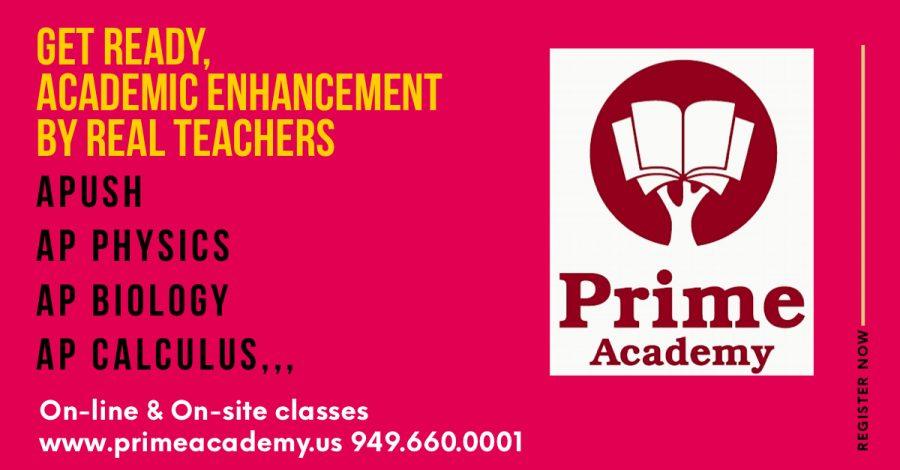 Prime+Academy