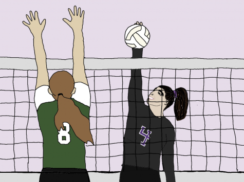 With one more year as a member of varsity volleyball, senior Kamdyn Tenorio said she hopes to continue penning her own story going forward, despite the challenges presented by COVID-19 this school year.