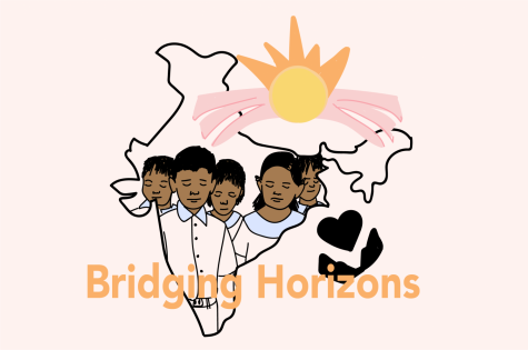 Bridging Horizons is a student-run non-profit focused on education inequality in developing countries like India. Organizers chose to focus on India because of their personal and familial connections. The group first reaches out to schools in target countries and teachers in the United States to bridge the gap in communication. They set up digital meetings and start a dialogue about ways to improve schooling between the different education systems.