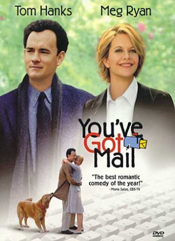 """You've Got Mail"" proved to be one of Tom Hanks' best romantic films."