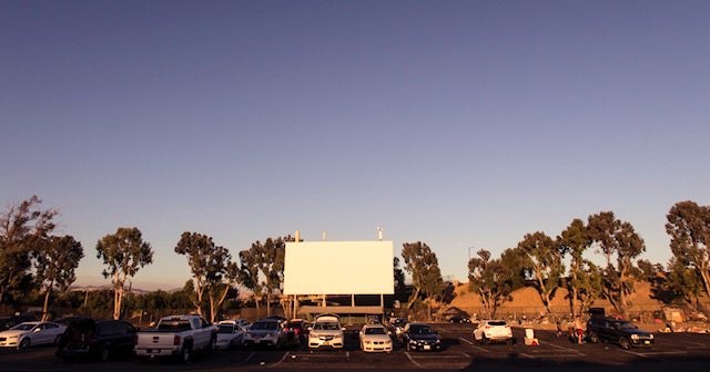 A+drive-in+movie+theater+is+held+in+Primm%2C+Nevada+in+June.+Americans+have+been+flocking+to+drive-ins+ever+since+the+pandemic+cast+doubt+on+indoor+movie+theaters.