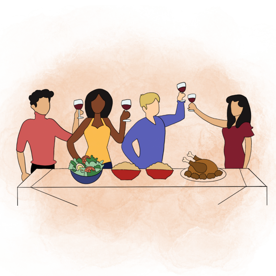 Families from every part of the United States have their own Thanksgiving traditions, many of which include unique recipes. From something as classic as pumpkin pie, to a variety of cultural foods, Thanksgiving dinner is guaranteed to bring people together.