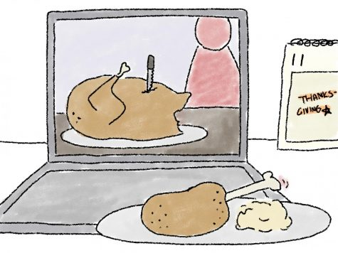 Many students have yearly Thanksgiving plans and traditions that won
