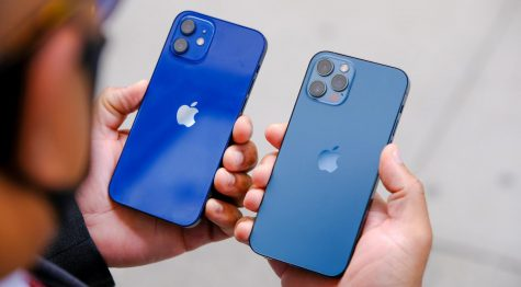 Apple's 2020 iPhone 12 lineup offers two new blue color options, dark blue for the iPhone 12 and 12 Mini and Pacific Blue for the iPhone 12 Pro and Pro Max. With the color choices being one of the most anticipated parts of Apple's iPhone releases each year, the options of royal and deep blue have been fan favorites of Apple enthusiasts for years, according to Macrumors.