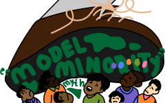 The model minority myth hurts both Asian Americans and other minorities, which can further perpetuate racism against Asian Americans and racism against underprivileged minority groups, downplaying the chances of other minorities to pursue an acceptable societal status and creating a rigid set of regulations of how an Asian must act in the community.