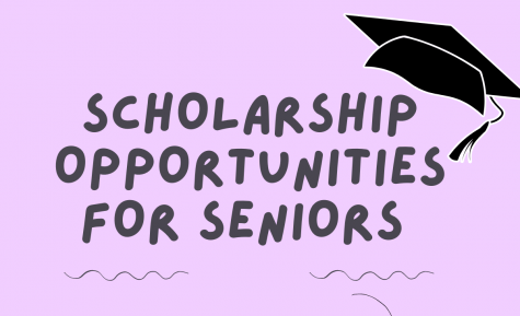 Scholarship Opportunities for Seniors