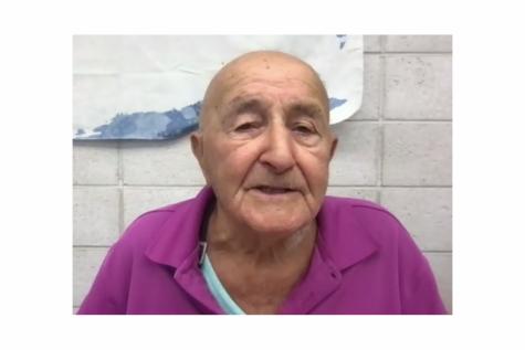 Holocaust Survivor Returns to Tell his Story Amid Rising Antisemitism