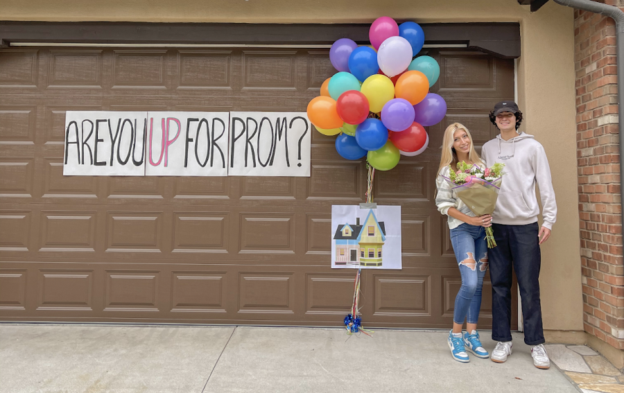 """""""Prom?"""": Seniors Find the One for Their Last Dance"""
