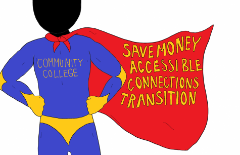 Deciding which college to attend is a large milestone during high school. Although it is not the most common choice, choosing to attend community college can provide various benefits financially and mentally.