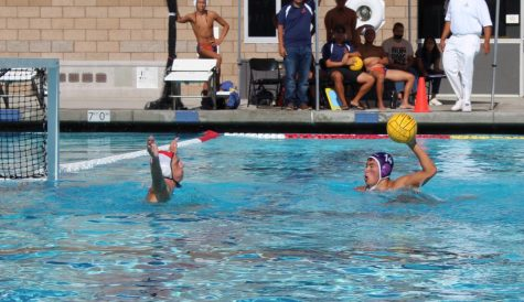 Boys' Water Polo Makes Waves Against Cypress High at Game of the Week