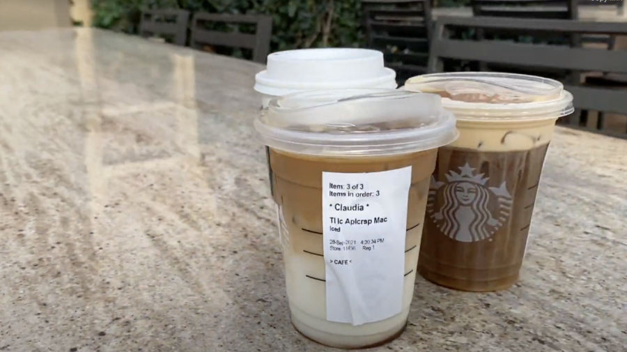 Fall Starbucks Drinks Review