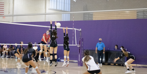 """Though the game ended with the Patriots winning 1-3 , the team captains noted that effort, not the number of wins, is most important to the girls' volleyball team. """"The only thing that you can control every game and every practice is your effort and willingness to put in work,"""" Jordan said. """"We could be the worst team in league, or the best, but no matter what, if you put in the effort and you play the hardest you can, you're always going to have a good time."""""""